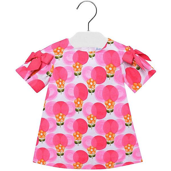 Купить Платье Mayoral для девочки, Марокко, розовый, 86, 80, 74, 92, 98, Женский