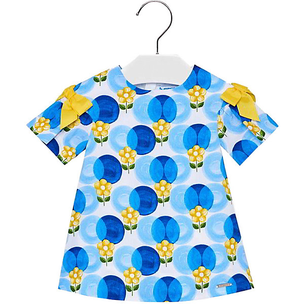 Купить Платье Mayoral для девочки, Марокко, синий, 92, 74, 98, 86, 80, Женский