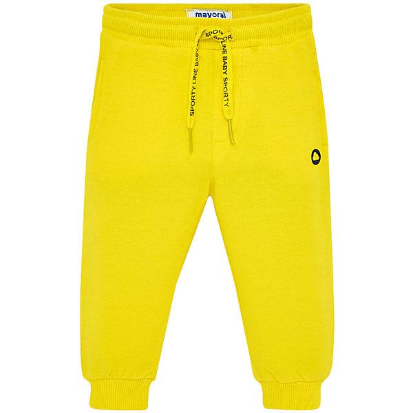 Купить Брюки Mayoral для мальчика, Китай, желтый, 98, 92, 86, 74, 80, Мужской