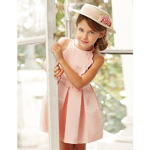 Платье Abel & Lula для девочки, Розовый