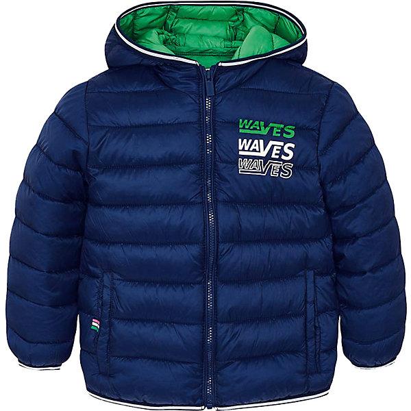 Купить Демисезоннная куртка Mayoral, Мьянма, синий, 104, 116, 98, 122, 134, 110, 128, 92, Мужской