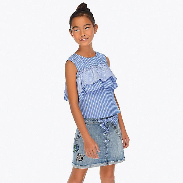 Mayoral Джинсовая юбка