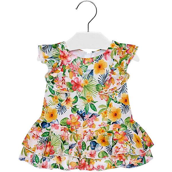 Купить Платье Mayoral для девочки, Индия, розовый, 74, 92, 98, 80, 86, Женский
