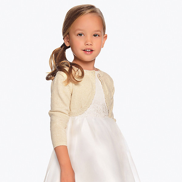 Купить Жакет Mayoral для девочки, Камбоджа, разноцветный, 110, 104, 122, 134, 98, 128, 92, 116, Женский