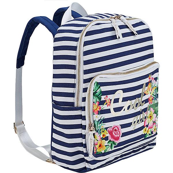 Рюкзак Mayoral для девочки, Синий
