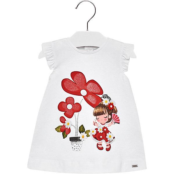 Купить Платье Mayoral для девочки, Индия, красный, 80, 74, 86, 92, 98, Женский