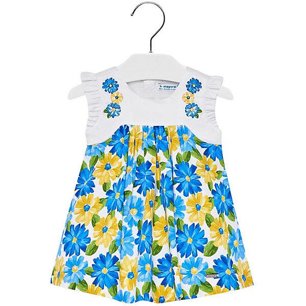 Купить Платье Mayoral для девочки, Марокко, синий, 98, 92, 86, 80, Женский
