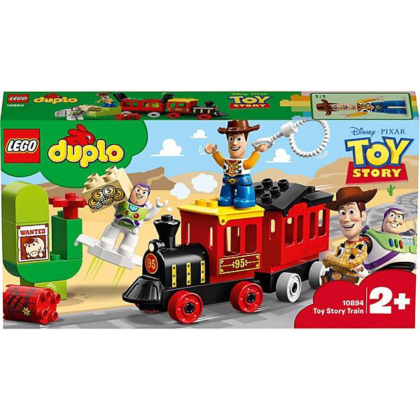 LEGO Конструктор DUPLO Toy Story 10894: Поезд История игрушек