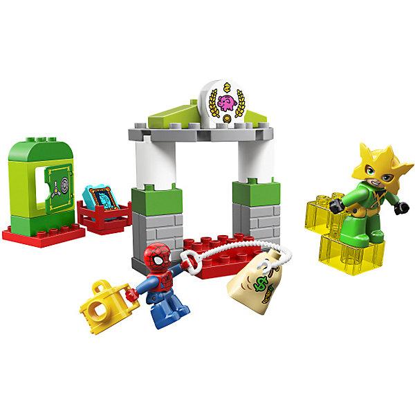 LEGO Конструктор LEGO DUPLO Super Heroes 10893: Человек-Паук против Электро