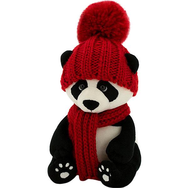 Orange Мягкая игрушка Orange Life Панда Бу: Первый снег, 20 см мягкая игрушка панда текстиль 45см