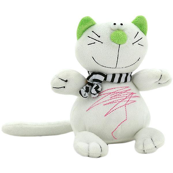 Orange Мягкая игрушка Orange Кот Батон, 30 см мягкая игрушка кот orange кот обормот рыбак 20 см искусственный мех текстиль