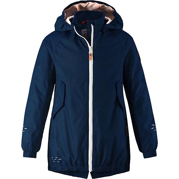 Купить Куртка Apila Reima для девочки, Китай, синий, 104, 122, 128, 146, 152, 116, 98, 92, 110, 140, 134, Женский