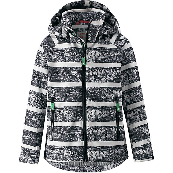 Купить Куртка Suisto Reima для мальчика, Китай, черный, 140, 110, 104, 116, 134, 146, 164, 152, 158, 128, 122, Мужской