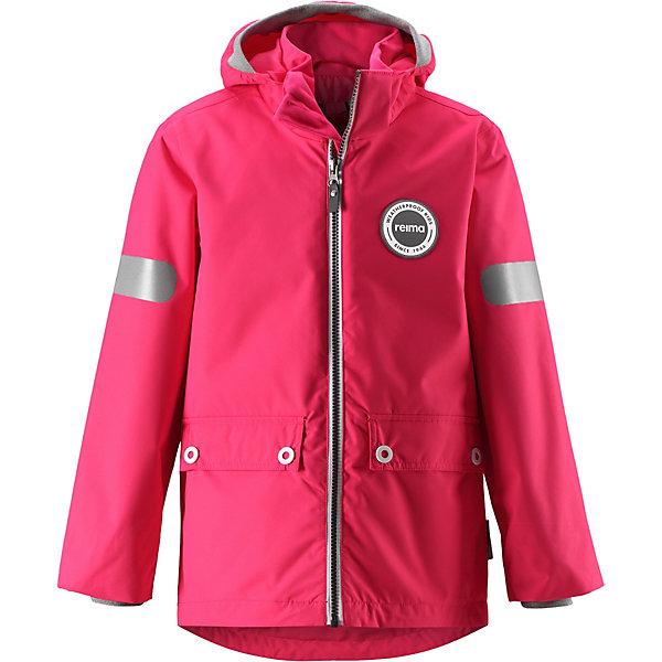 Купить Демисезонная куртка Reima Sydvest, Китай, розовый, 116, 128, 110, 98, 92, 86, 122, 134, 80, 104, 140, Унисекс