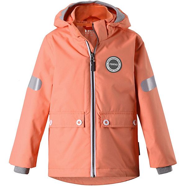 Купить Демисезонная куртка Reima Sydvest, Китай, оранжевый, 110, 92, 140, 128, 122, 134, 80, 104, 86, 116, 98, Унисекс