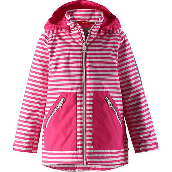 Купить Куртка Minttu Reima для девочки, Китай, розовый, 146, 122, 104, 110, 152, 134, 98, 116, 140, 128, 92, Женский