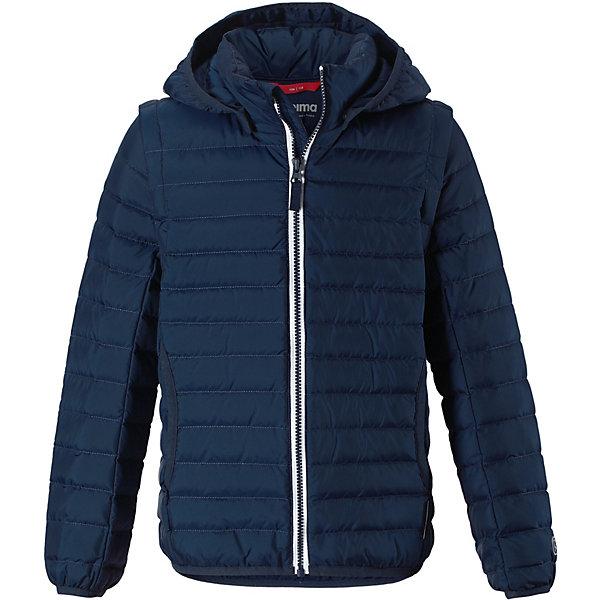Купить Куртка Fleet Reima для мальчика, Китай, синий, 110, 158, 116, 128, 152, 140, 134, 164, 122, 104, 146, Мужской