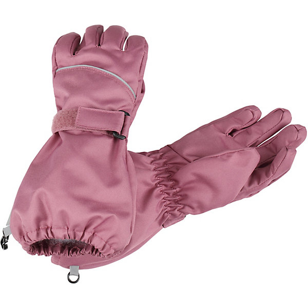 Купить Перчатки Lassie, Китай, розовый, 3, 5, 4, 6, Унисекс