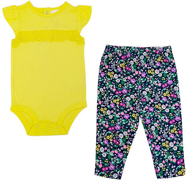 Купить Комплект для новорожденного Carter's, carter`s, Камбоджа, желтый, 86, 62, 80, 86/92, 68, 74, Женский