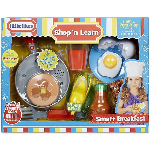 Купить Игровой набор Little Tikes Завтрак со звуковыми и световыми эффектами, Китай, разноцветный, Женский