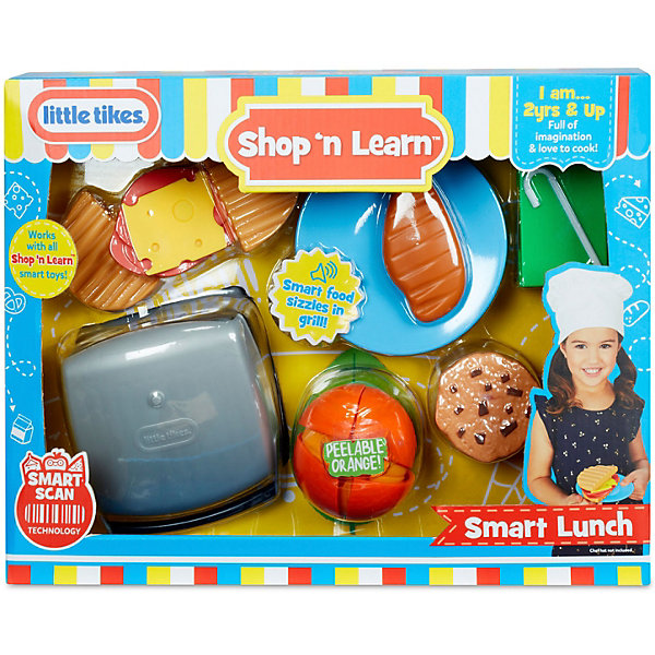 Купить Игровой набор Little Tikes Обед со звуковыми и световыми эффектами, Китай, разноцветный, Женский