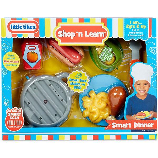 игровые домики little tikes игровой мульти домик 444d Little Tikes Игровой набор Little Tikes Ужин со звуковыми и световыми эффектами
