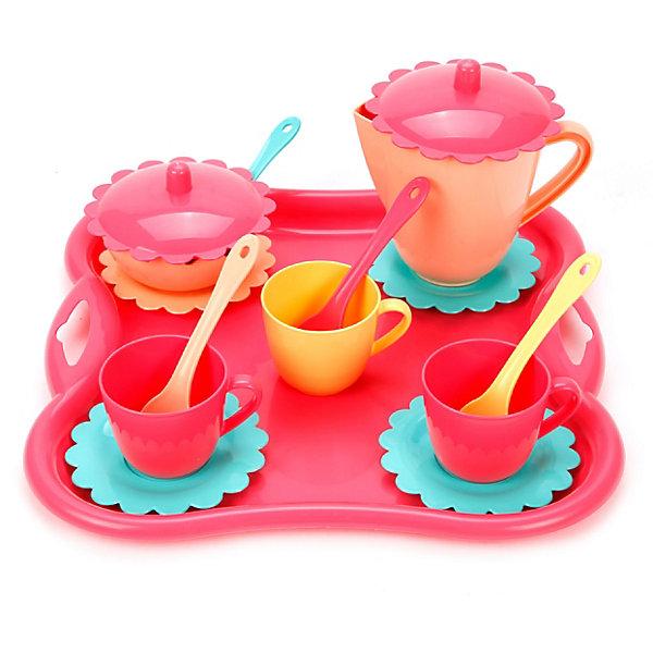Mary Poppins Посуда Mary Poppins чайный сервиз Карамель, 16 предметов mary poppins игровой набор фрукты 3 предмета