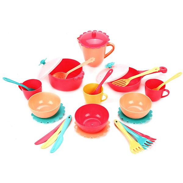 Купить Набор посуды Mary Poppins Карамель , 26 предметов, Украина, разноцветный, Женский