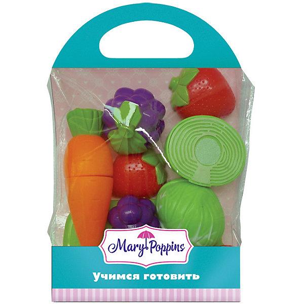 Купить Игровой набор повара Mary Poppins, овощи и фрукты, Китай, разноцветный, Женский