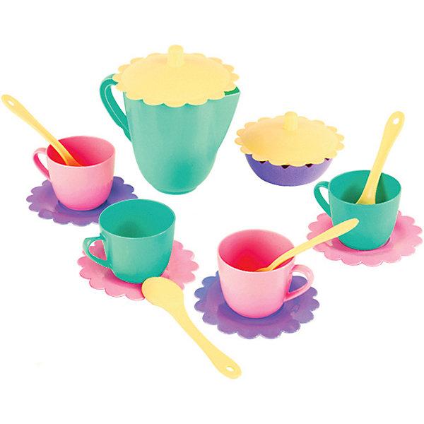 Купить Посуда Mary Poppins чайный сервиз Бабочка , 16 предметов, Украина, разноцветный, Женский