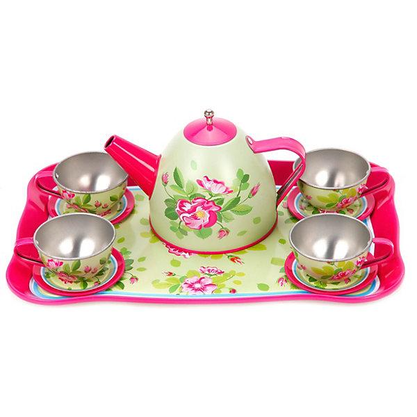 Mary Poppins Набор посуды Five oclock сервиз Розовый сад, 11 предметов