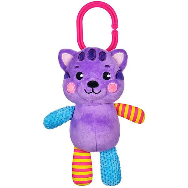 Жирафики Подвеска-погремушка Жирафики Котик погремушка подвеска best toys погремушка подвеска