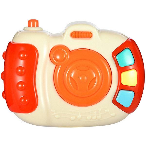 Жирафики Музыкальная игрушка Фотоаппарат