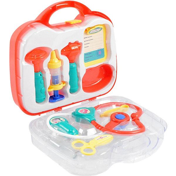 Mary Poppins Игровой набор Скорая помощь, 9 предметов, красный