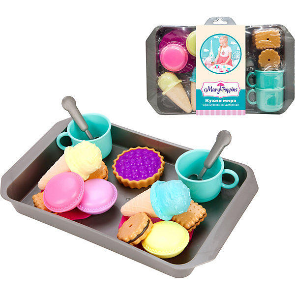 Mary Poppins Игровой набор Кухни мира Французская кондитерская