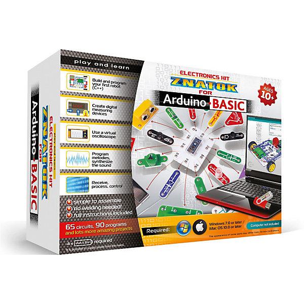 Знаток Электронный конструктор Знаток Arduino BASIC цена