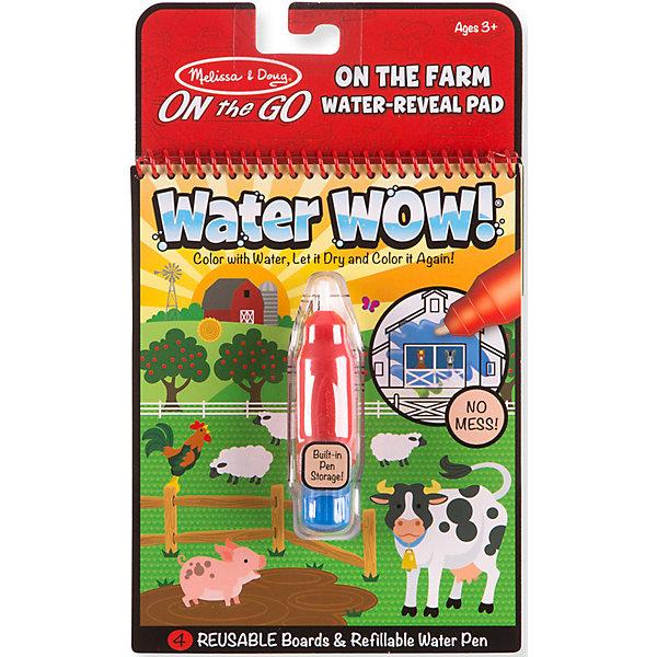 Купить Набор для творчества Melissa & Doug Ферма , Рисуем водой, Китай, Унисекс
