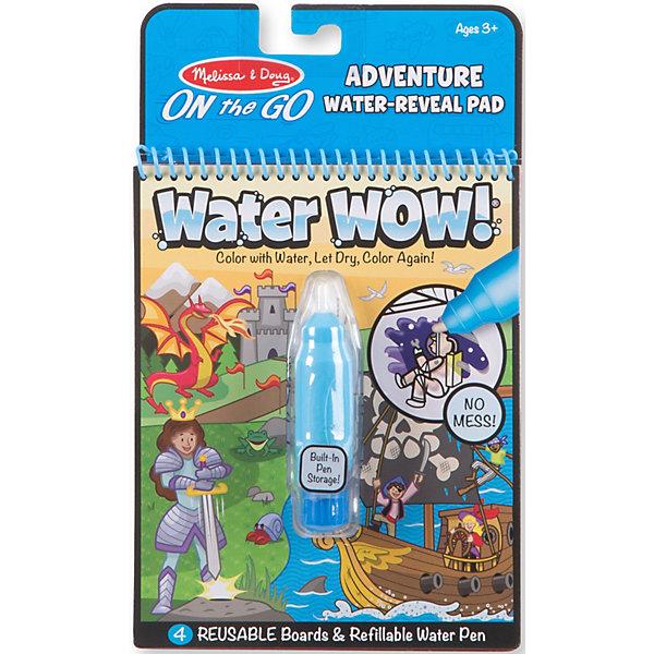 Купить Набор для творчества Melissa & Doug Приключения , Рисуем водой, Китай, Унисекс