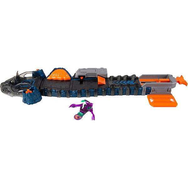 Купить Игровой набор Дикие Скричеры Screechers Wild Скричер-трасса и машинка, Китай, разноцветный, Мужской