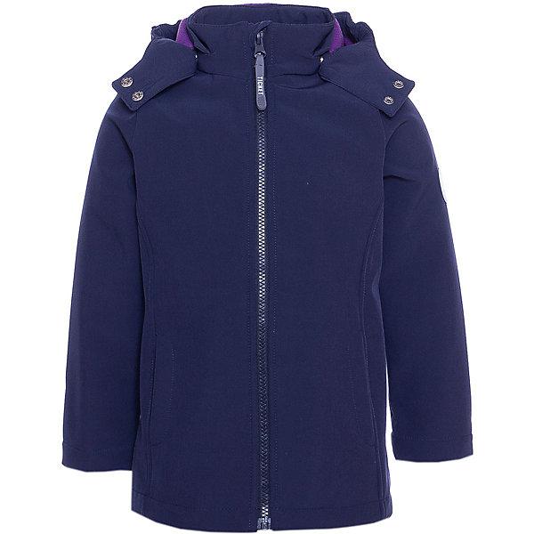 Купить Куртка Ticket To Heaven для девочки, Мьянма, темно-синий, 104, 134, 146, 116, 122, 128, 110, 140, Женский