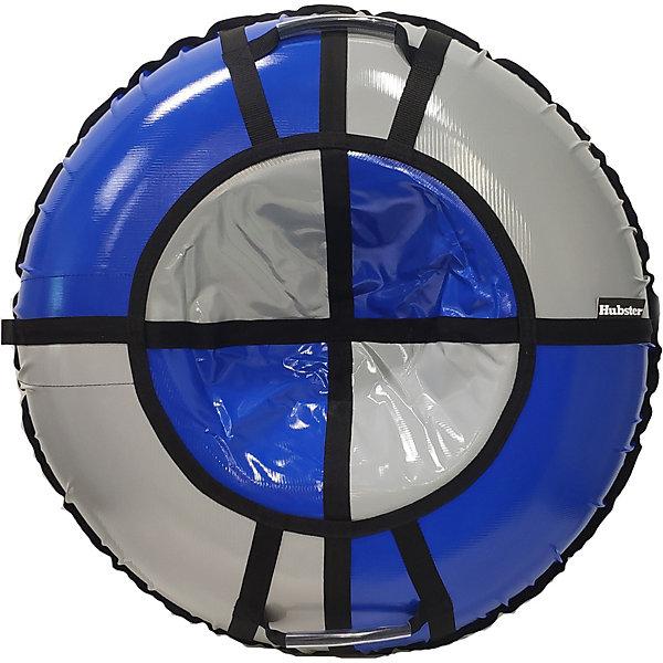 Тюбинг Hubster Sport Pro, синий/серый