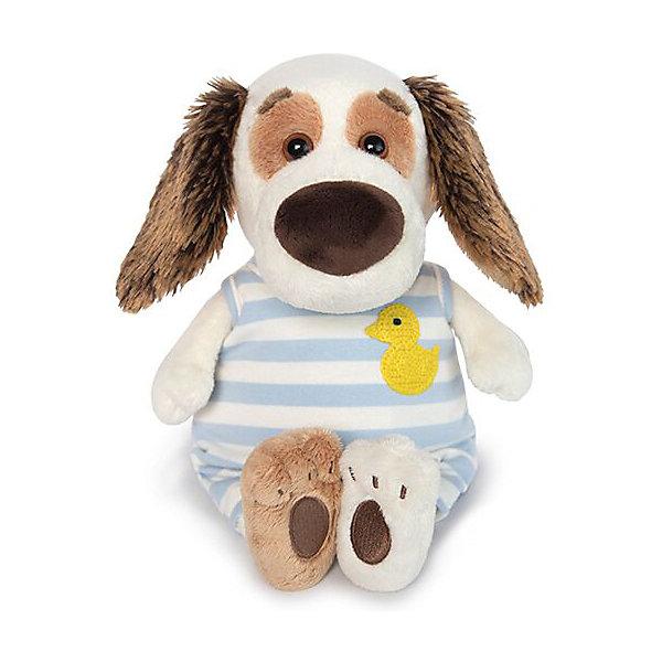 Budi Basa Мягкая игрушка Собака Бартоломей Baby в комбинезоне, 19 см