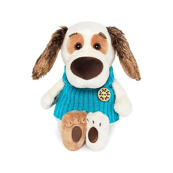 Budi Basa Мягкая игрушка Собака Бартоломей Baby в жилете, 19 см