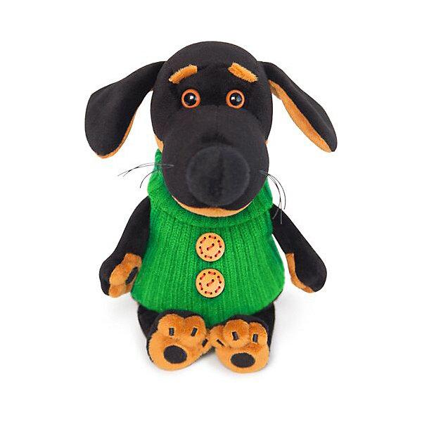 Budi Basa Мягкая игрушка Собака Ваксон Baby в жилете, 20 см
