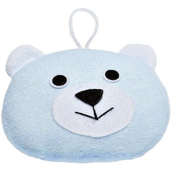 Махровая мочалка-рукавичка Roxy-Kids Мышка.