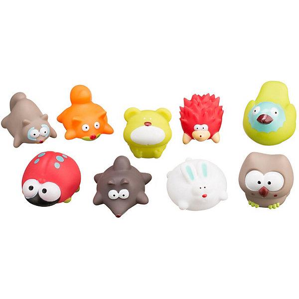 Roxy-Kids Набор игрушек для ванной Лесные жители