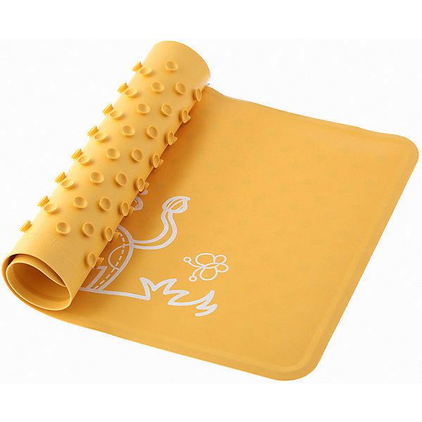 Антискользящий резиновый коврик для ванны Roxy Kids,