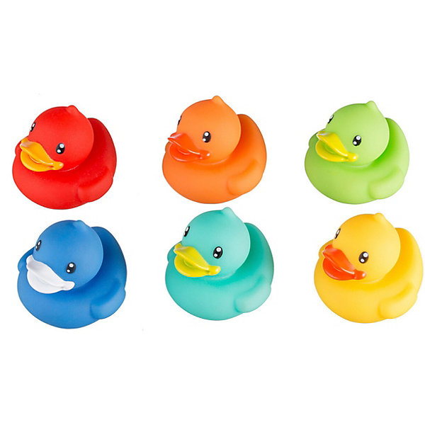 Roxy-Kids Набор игрушек для ванной Уточки