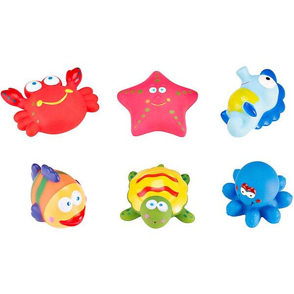 Roxy-Kids Набор игрушек для ванной Морские жители