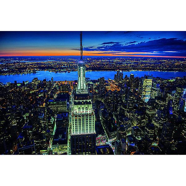 Piatnik Пазл Piatnik Нью-Йорк ночью 1000 элементов пазл 55 элементов кастор времена года
